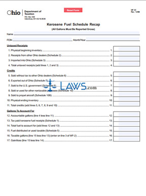 Legal Forms - Ohio legal forms